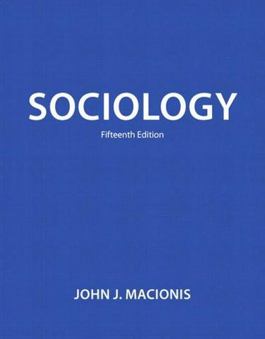 Sociology 15th Edition Application And Selection Guide Iee